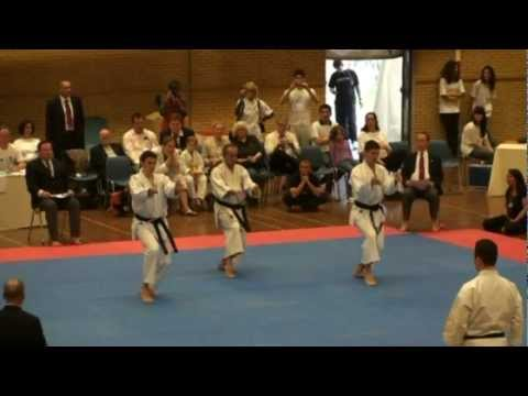 2009 JKA European Championship -  Senior Male Finals