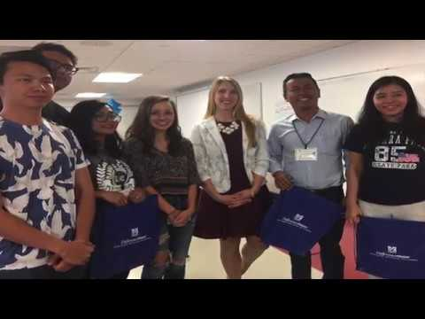 Umass Lowell Global Exchange: Summer 2017 Session 2