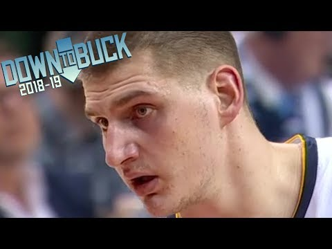 Nikola Jokic Triple Double 23 Pts/11 Rebs/15 Asts Full Highlights (12/3/2018)