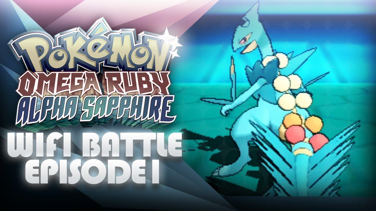 Pokemon Omega Ruby Alpha Sapphire Wifi Battle 1 Shiny