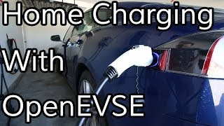 EV Charging At Home With OpenEVSE (Review)