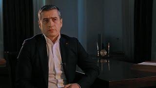 """""""Завтра начинается сегодня"""".  Фильм про Хаджимурада Малаева."""