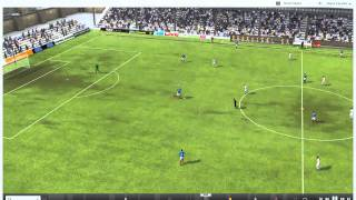 Football Manager 2011 New Features in 3D Match Engine