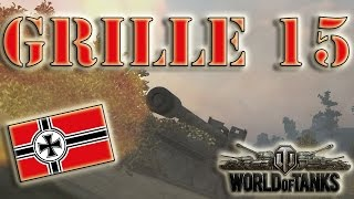 World Of Tanks /// Grille 15 - Tank Sniper