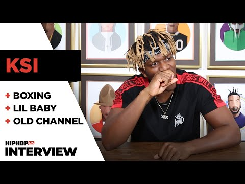KSI On Logan Paul Being Sore Loser, Rick Ross, Lil Baby & Waka Flocka Collabs, Heskey, & Old Raps