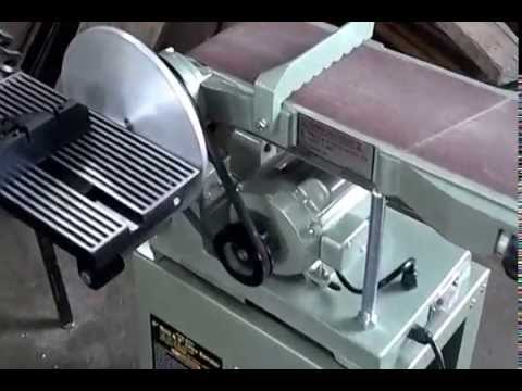 Central Machinery Belt And Disc Sander Review