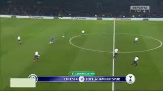 видео: Челси - Тоттенхэм 2-1 (24.01.2019) Англия ЕФЛ Куп - Полуфинал