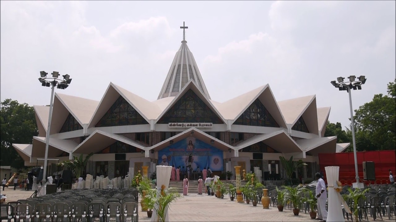 Image result for Assumption Church / Cathedral images in vellore