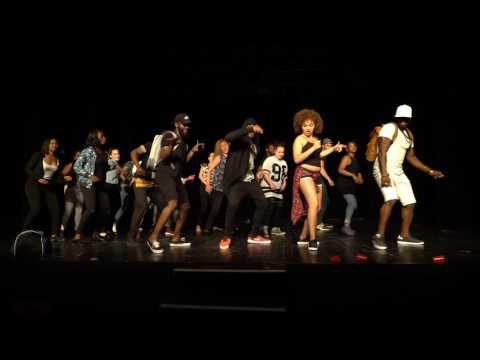 Spectacle Afro House 2017