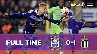Anderlecht-Charleroi SC 0-1
