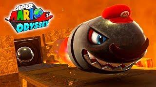 OJALÁ TENER UNA BALA ASÍ EN MARIO KART 8 DELUXE | Super Mario Odyssey #22 | Nintendo Switch