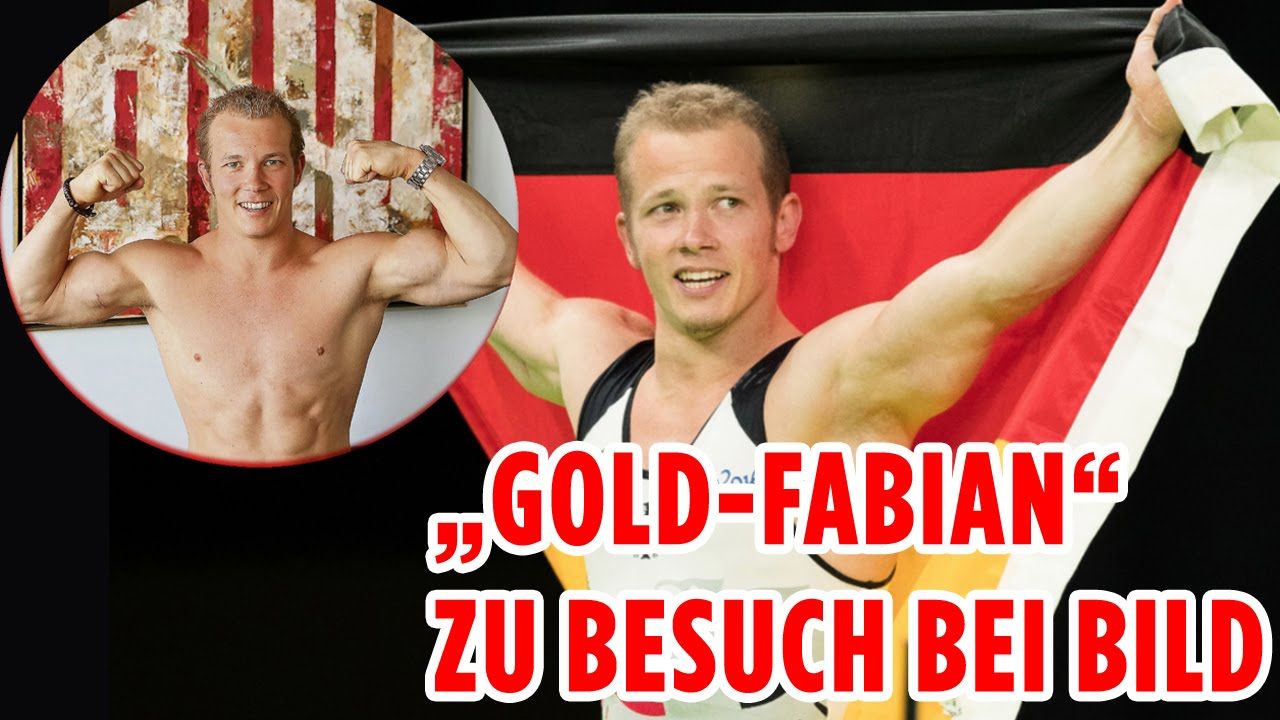Fabian Hambüchen Gold