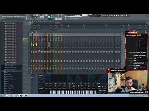FL Studio Live / Twitch Stream - Making EDM Tune + Tracks Feedback [Full Stream]