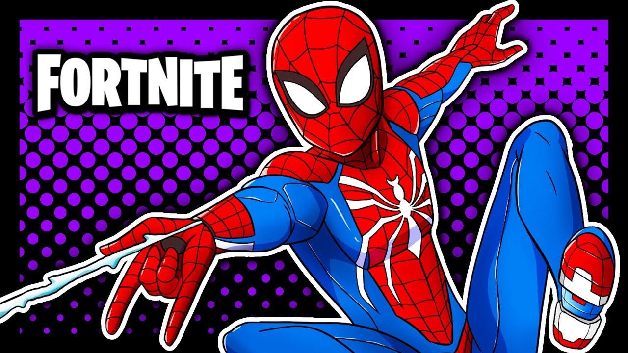 spiderman grapple course  fortnite creative mini games