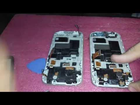 Замена модуля, экрана, дисплея на Samsung GT-I9192I Galaxy S4 Mini