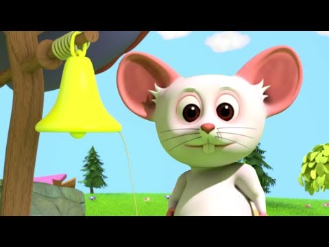 Ding Dong Bell - Cartoon Nursery Rhymes for Children by Little Treehouse