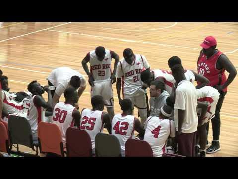 SOUTH SUDANESE AUSTRALIAN SUMMER SLAM TOURNAMENT u20 Men  18 December 2016