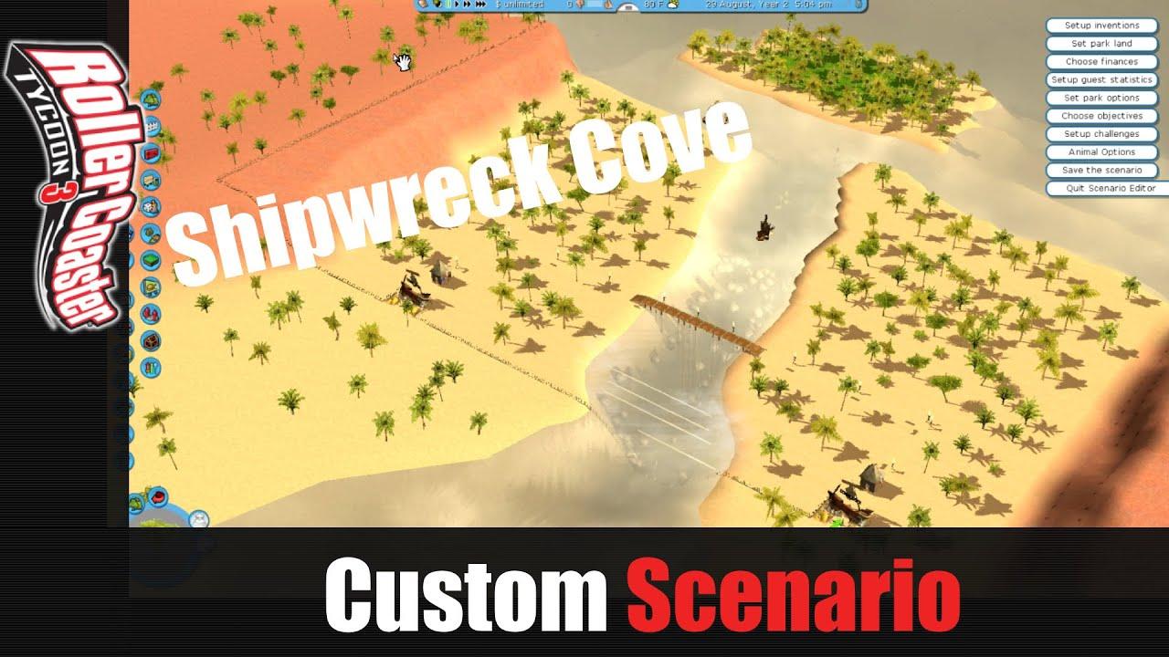 how to make a custom scenario in civ 5