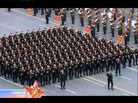 На торжественный марш - День Победы - радио версия