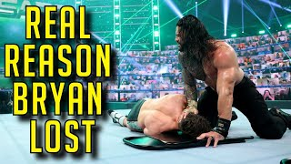 Real Reason Why Daniel Bryan Was REMOVED From SmackDown