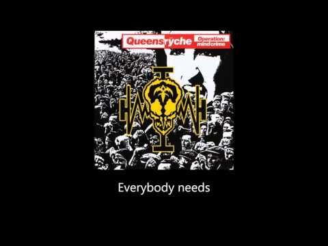 Queensryche - Spreading The Disease (Lyrics)