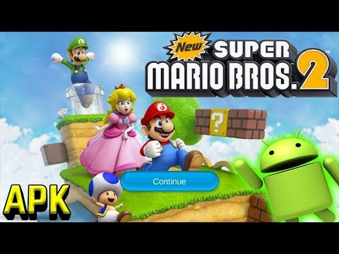 new super mario bros 2 android
