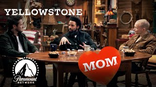 Our Moms ❤️ Stories from the Bunkhouse (Mother's Day Bonus) | Yellowstone | Paramount Network