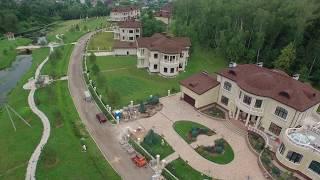 Элитный коттеджный поселок Идиллия, июнь 2015г(, 2015-11-09T08:54:11.000Z)