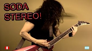 SODA STEREO - Juegos de Seducción HEAVY METAL (Homenaje a Cerati)