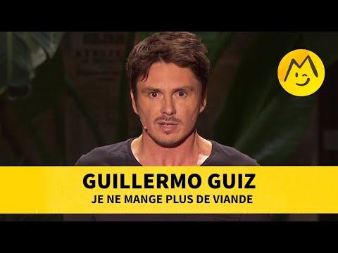 Guillermo Guiz - Je ne mange plus de viande (2018)