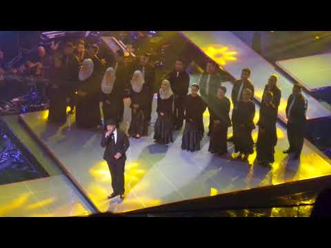Maher Zain - Sepanjang Hidup/For The Rest Of My Life @ APM 2017