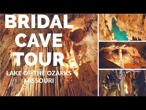 ROADTRIP DAY 4 (PART 2)- SPELUNKING! ~BRIDAL CAVE~