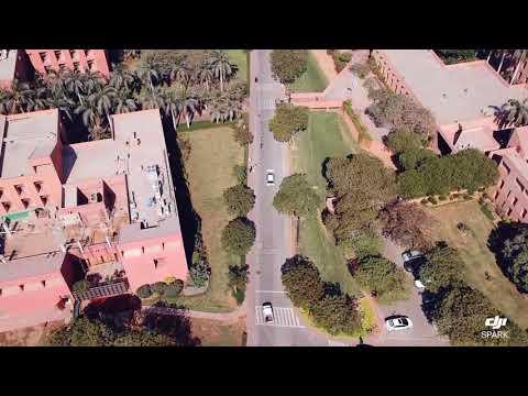 Aga khan hospital Aerial view