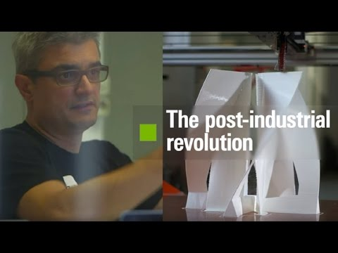 Economy Stories – The post-industrial revolution