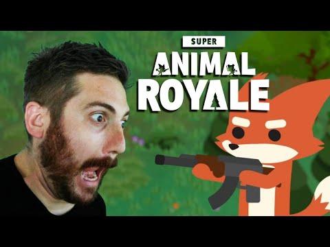 Apex Predators - Super Animal Royale Gameplay