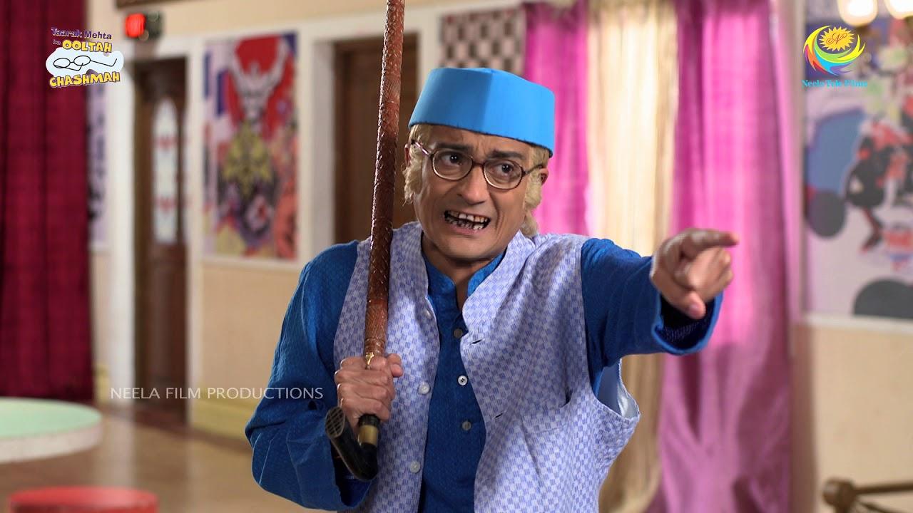 Download Champaklal Furious At Jethalal!   Taarak Mehta Ka Ooltah Chashmah   TMKOC Comedy   तारक मेहता