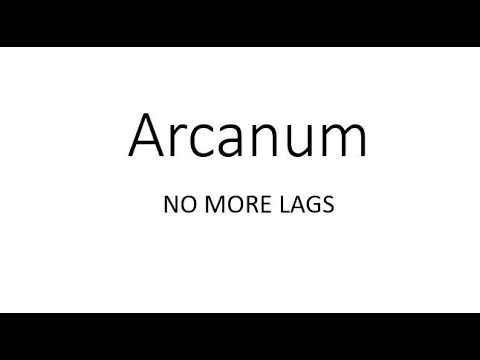 Fix Lag Issues With Steam Purchase Of Arcanum For Windows 10