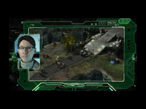 StarCraft 2 Mission 5-1 - The Evacuation