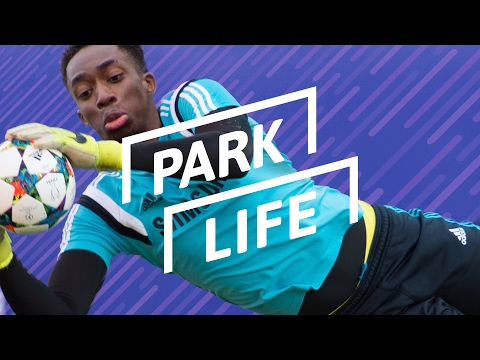 MANNY IN GOAL?! | Park Life