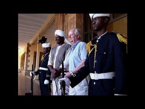 Descendant of Gordon of Khartoum returns to Sudan
