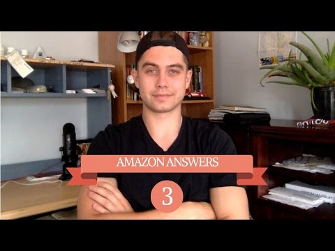 Amazon Answers Ep 3: Starting On a Loan, Mastermind Groups, and Is It Too Late To Start?