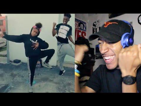 Desiigner - Panda (Official Dance Video) REACTION!!!