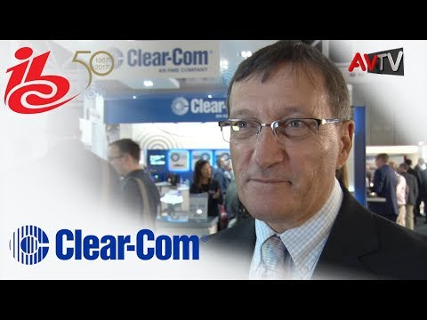 Clear-Com's LQ Series connects mobile app and SIP telephony to intercom systems | AVTV On Demand