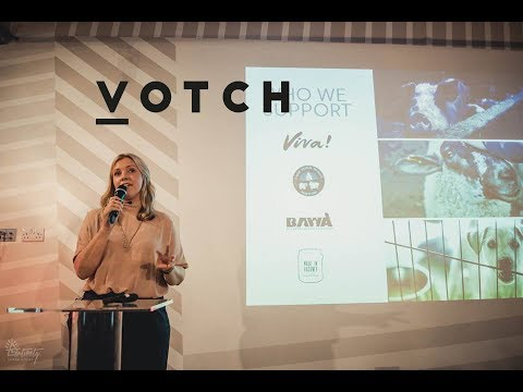 Vegan Leather The Future Of Fashion | Laura Stageman | Votch | Vevolution Ethical Fashion