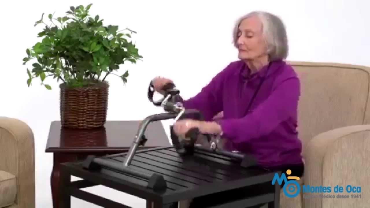 Pedal de ejercicio youtube for Aparatos para hacer ejercicio