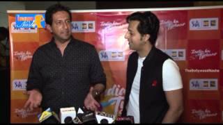 Pepsi IPL 2015 - India Ka Tyohaar New Anthem Launch - Salim-Sulaiman