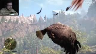 Куплинов и орел в FAR CRY 4 и Primal