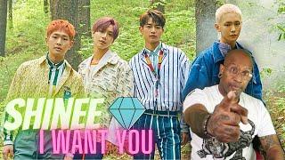 SHINee 샤이니 'I Want You' MV - REACTION | MONQ TV