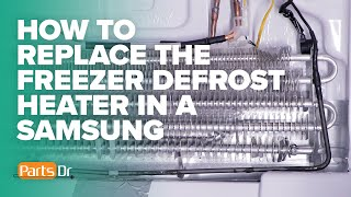 How to replace Samsung freezer…