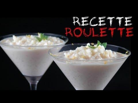 Recette : riz au lait